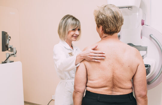 Відділення патології молочної залози